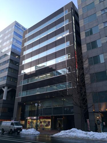 CIC 北海道支社は札幌木暮ビルに入っています。