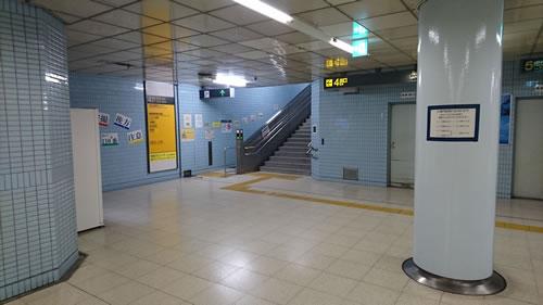 JR丸の内駅 四番出口